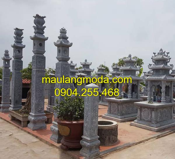 Những mẫu lăng mộ đá xanh đẹp nhất Ninh Bình