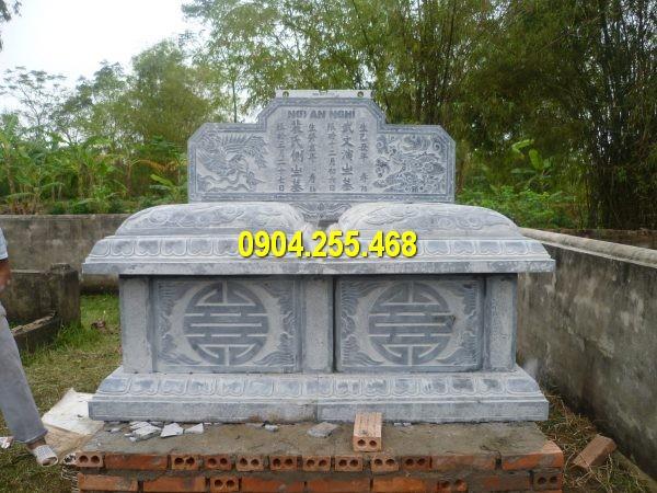 Cơ sở thi công lăng mộ đá Ninh Vân Ninh Bình uy tín
