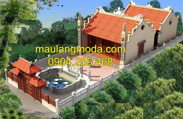 Địa chỉ thiết kế, xây dựng nhà thờ họ uy tín, chất lượng