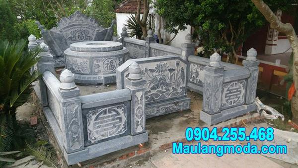 Thiết kế khu mộ gia đình
