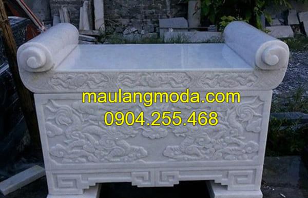 Mẫu bàn lễ được làm bằng đá cao cấp tại Ninh Vân