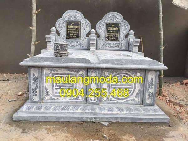 Địa chỉ thi công, lắp đặt các mẫu mộ xây uy tín tại Ninh Bình