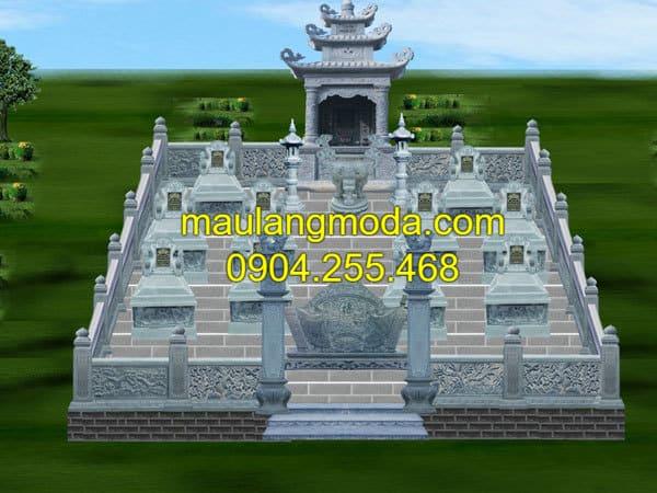 Địa chỉ thiết kế khu nghĩa trang gia đình đẹp