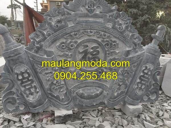 Cuốn thư đá đẹp Ninh Bình đang được thịnh hành