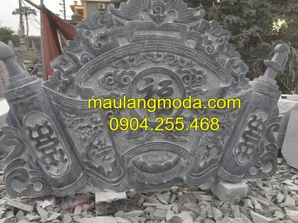 Một số mẫu bình phong đá đang được ưa chuộng tại Hà Nội, Hải Phòng và Cần Thơ