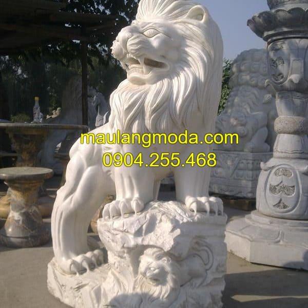 Cơ sở bán sư tử đá tại Hà Nội