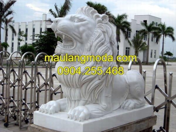 Địa chỉ bán sư tử đá tại Hà Nội với giá thành rẻ nhất