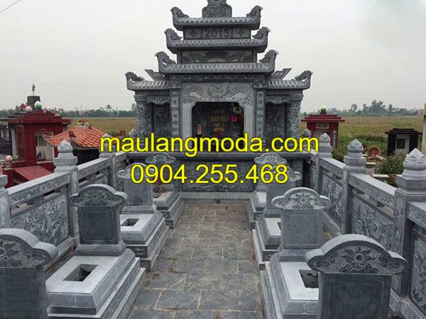 Hình ảnh mẫu nghĩa trang gia đình được nhiều gia đình sử dụng nhất