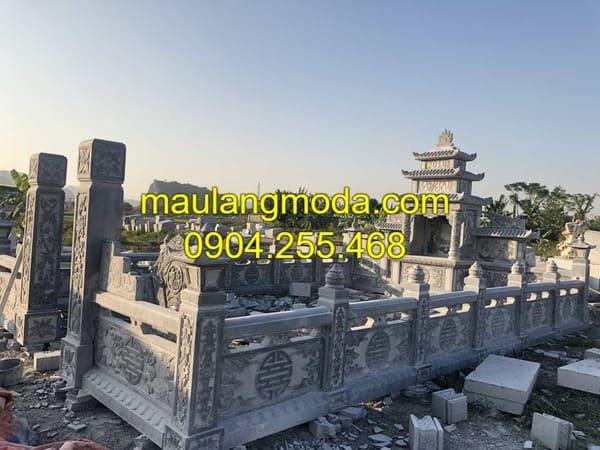 Địa chỉ thiết kế, xây dựng khu nghĩa trang gia đình uy tín và chất lượng