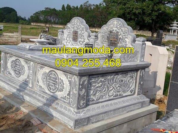 Mẫu lăng mộ bằng đá đẹp nhất 2019