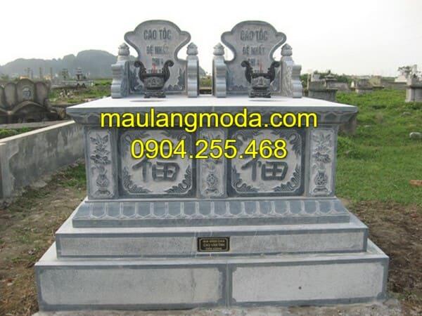 Địa chỉ bán lăng mộ bằng đá uy tín, chất lượng tại Ninh Vân