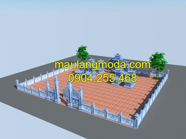Lựa chọn vị trí để xây dựng nghĩa trang gia đình