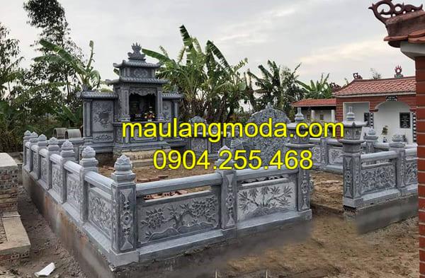 Chọn ngày xây dựng nghĩa trang gia đình chuẩn phong thủy