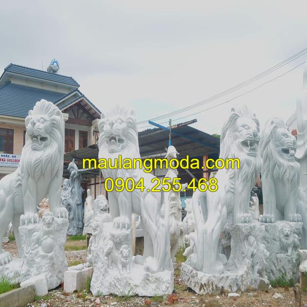 Sư tử đá Ninh Bình - Hình tượng sư tử đá trong mắt người Việt