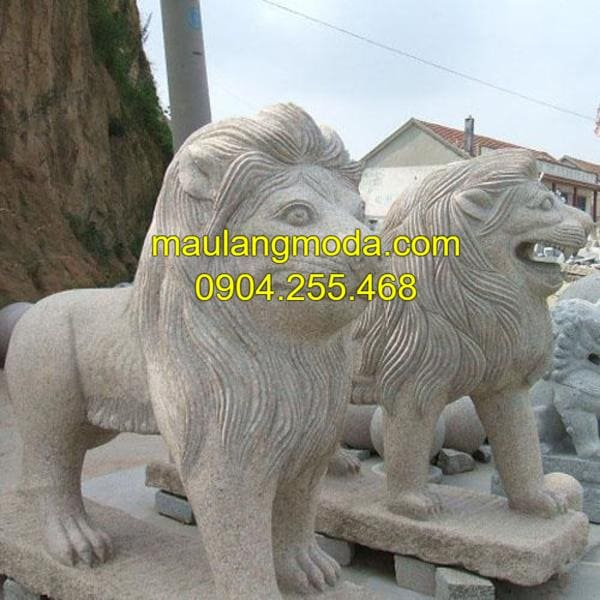 Ý nghĩa tượng sư tử đá Việt Nam