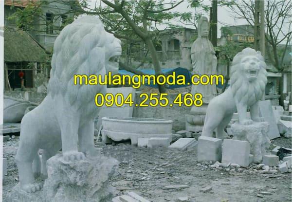 Ý nghĩa tượng sư tử đá Việt Nam các bạn nên biết