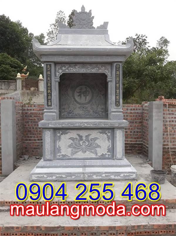 Miếu thờ bằng đá MT4, miễu thờ bằng đá