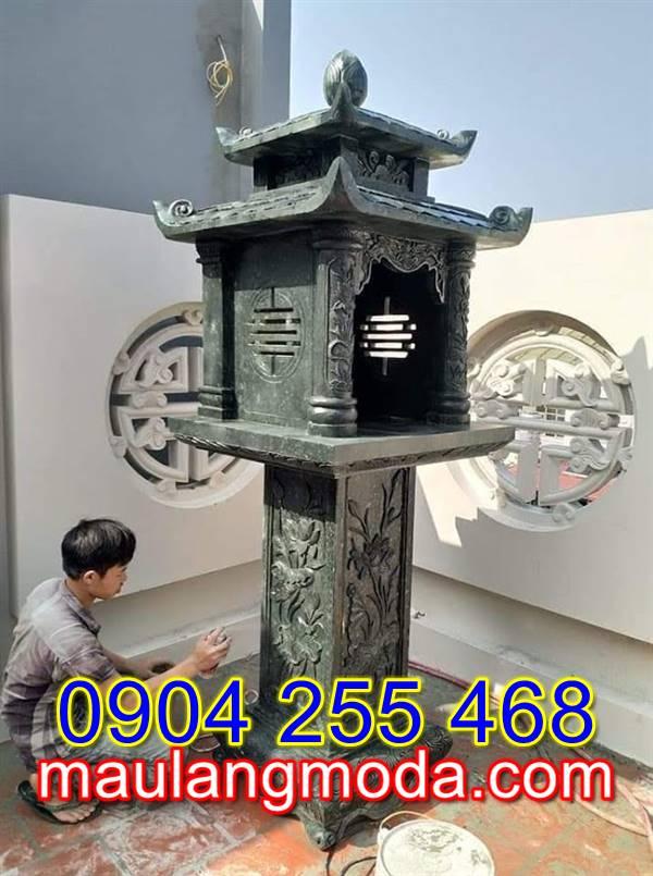 Xây miếu thờ thần linh MT2,xây miếu thờ thần linh bằng đá