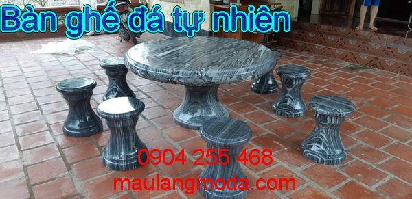 mẫu bàn ghế đa tự nhiên