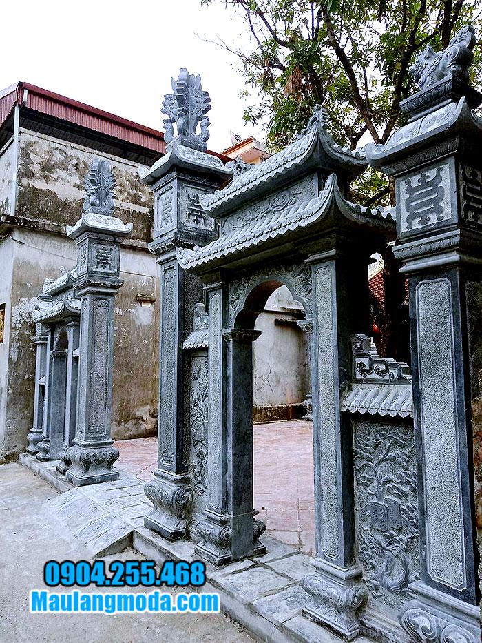 Mẫu cổng nhà thờ đẹp bằng đá đang được xây dựng phổ biến hiện nay