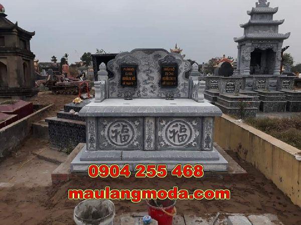giá mộ đá đôi, cách đặt mộ đôi, mẫu mộ đôi ốp đá granite, kích thước xây mộ đôi, mẫu mộ đôi xây đẹp đơn giản, mẫu mộ đôi đá ninh bình, mộ đá đẹp