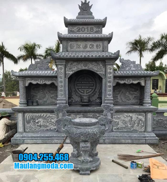 Lăng mộ đá đẹp nhất Ninh Vân Ninh Bình