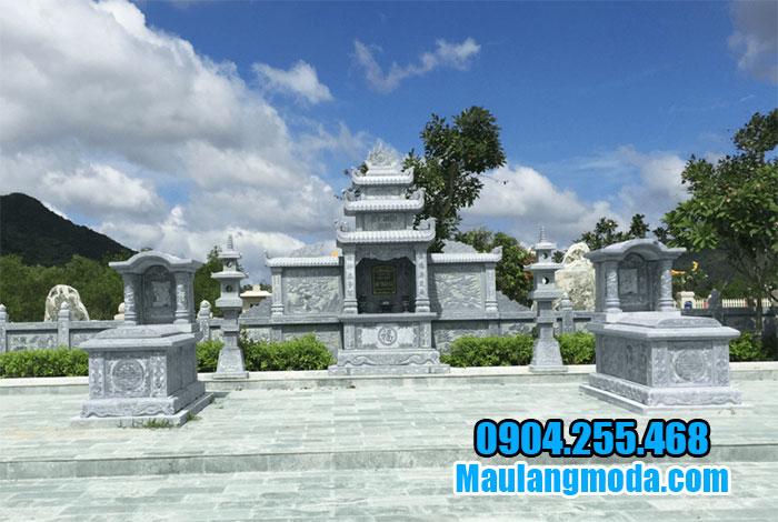lăng mộ đá đẹp nhất Ninh Vân