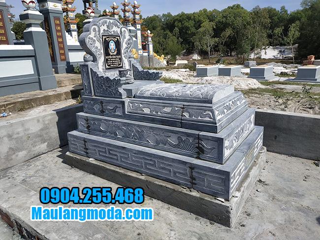 Mẫu mộ bành đá