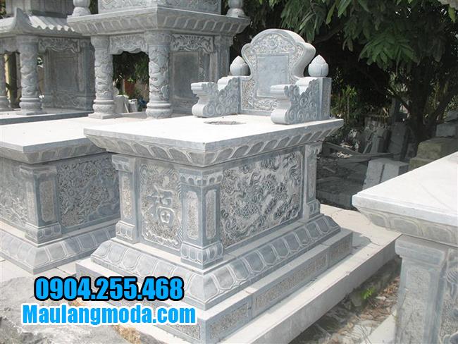 mộ bành bằng đá