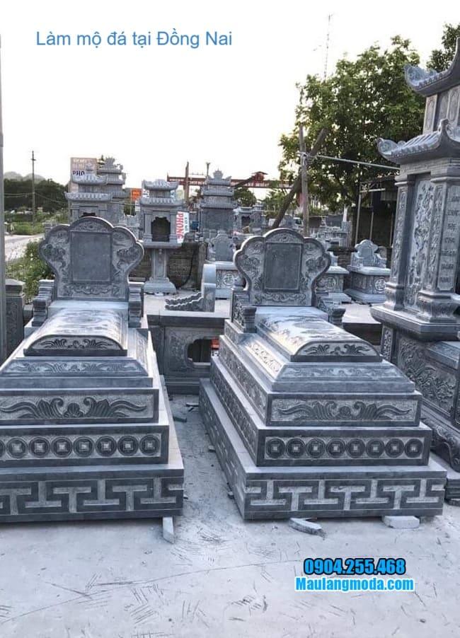 mẫu mộ tam sơn đá đẹp tại đồng nai