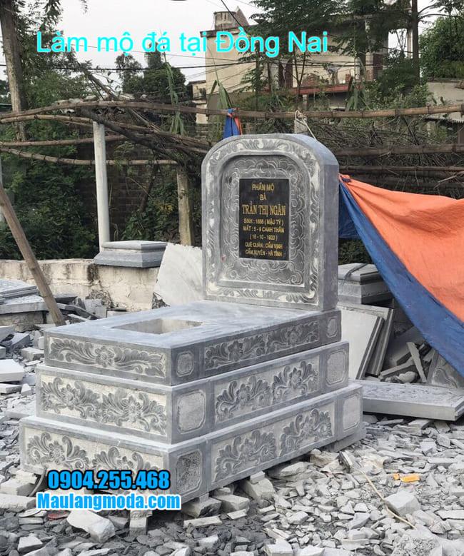 mộ tam cấp đẹp nhất tại đồng nai