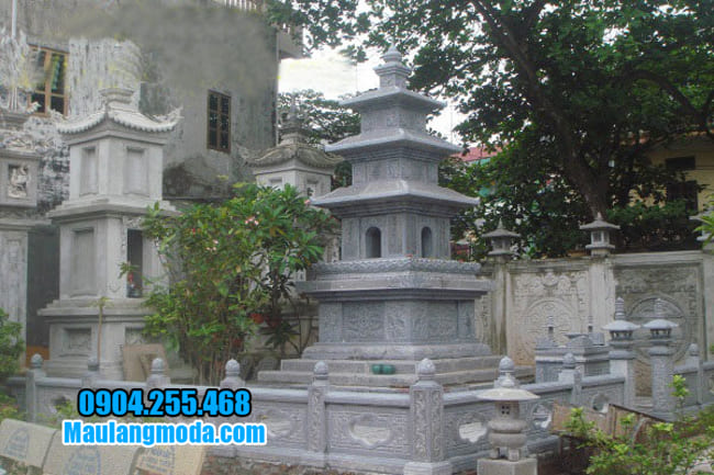mộ tháp phật giáo tại Quảng Nam