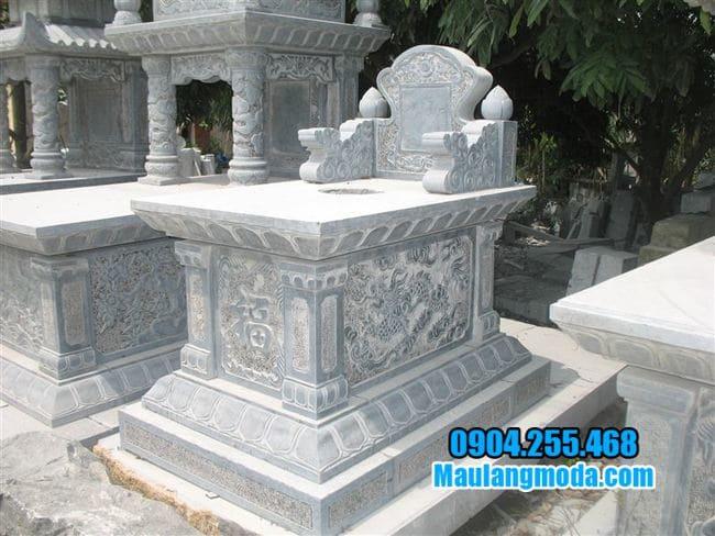 những mẫu mộ bafnhh đá đẹp