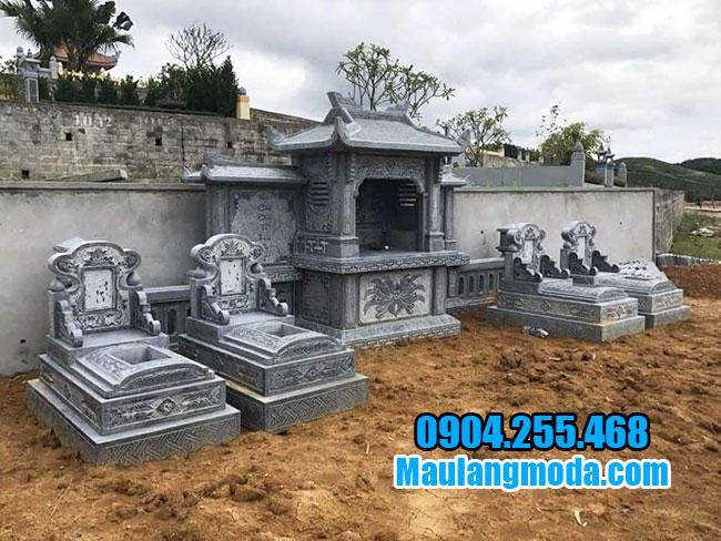 Đặc điểm nhận dạng của các loại đá thường được dùng làm mộ