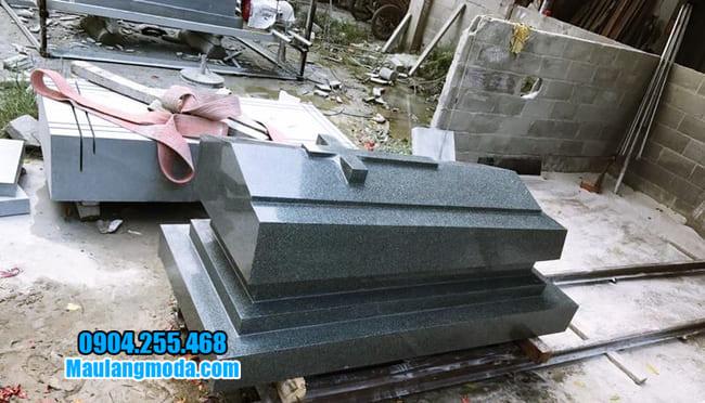 mộ cho người theo đạo bằng đá đẹp nhất
