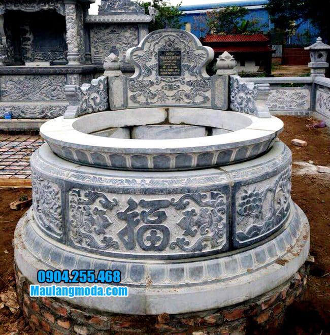 mộ tròn đẹp nhất