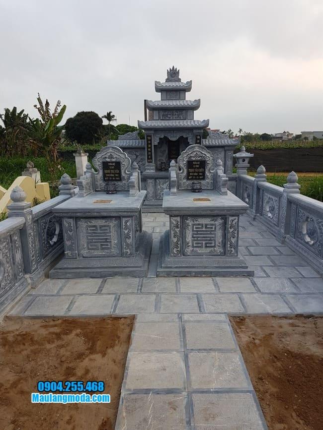 lăng mộ đá tại Bắc Giang