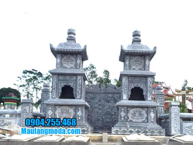 Tháp mộ đẹp tại Quy Nhơn
