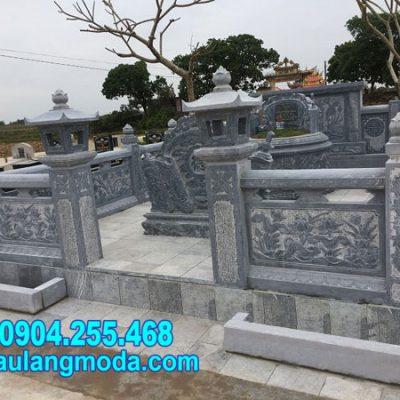 Mẫu nhà mồ bằng đá đẹp nhất mới nhất lắp đặt tại Đồng Nai