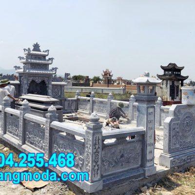mẫu lan can đá cho khu nhà mồ được ưa chuộng nhất tại Vũng Tàu