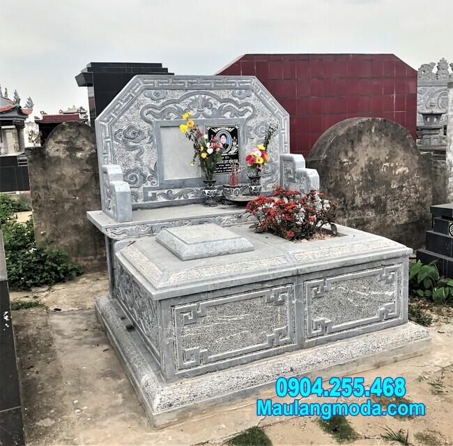 Hình ảnh mộ đôi đẹp